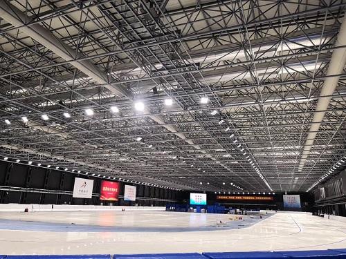 北京国家冰雪训练基地体育场馆