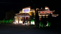 武汉市十三堡慈苑 灯光控制 项目