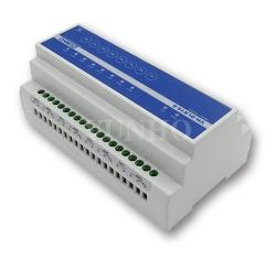 我司推出全新换代8路16A继电器DALI控制器