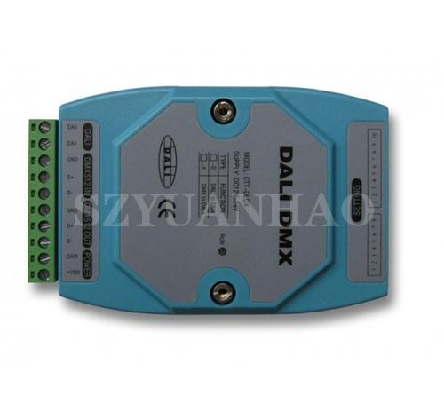 DALI调光系统 DALI转DMX512信号转换器
