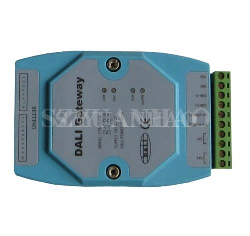 DALI网关,RS485转DALI,Modbus转DALI控制器