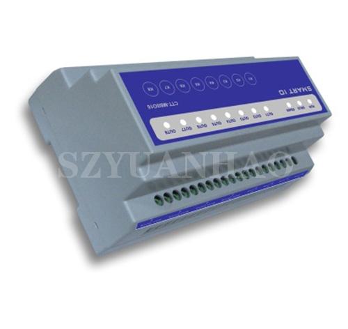 8路16A以太网继电器 Smart IO控制系统主控制器 IO Unit