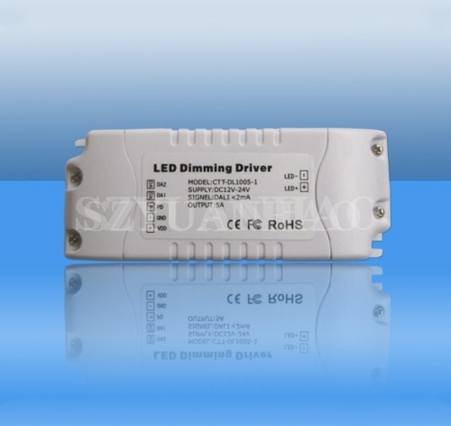 DALI调光系统 DALI恒压调光器5A  LED调光器