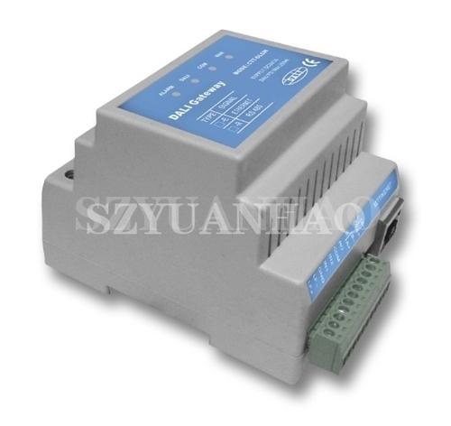 DALI网关,Modbus转DALI,以太网和RS485总线转DALI控制器