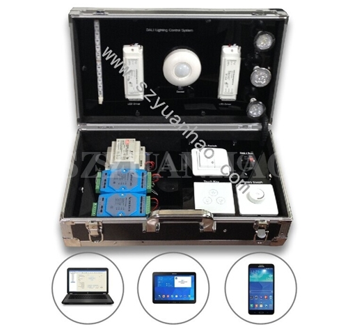 Wifi DALI灯光控制系统 SmartDALI 灯光控制系统