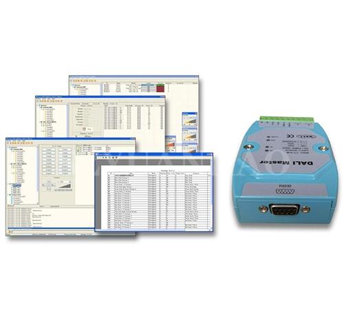 DALI主控制器,RS232/RS485转DALI,DALI主机
