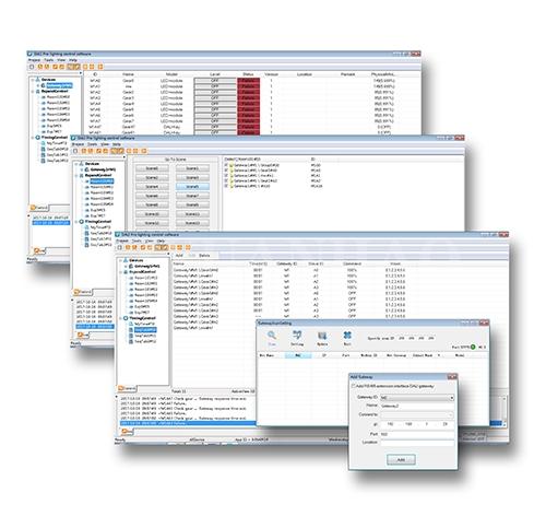 DALI Pro控制软件平台