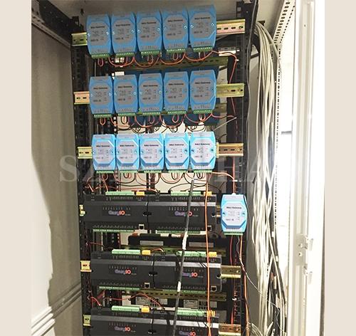 楼宇自动化系统DALI灯光控制