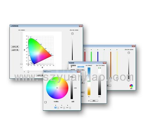 DALI调色控制系统