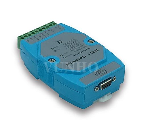 DALI网关RS485/RS232转DALI Modbus-RTU DALI控制器