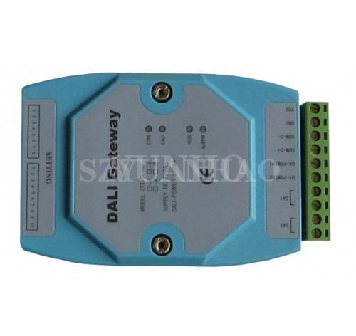 RS485转DALI网关Modbus-RTU转DALI控制器