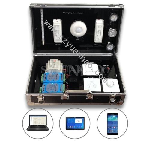 智能照明产品设计/定制/开发/OEM DALI调光系统