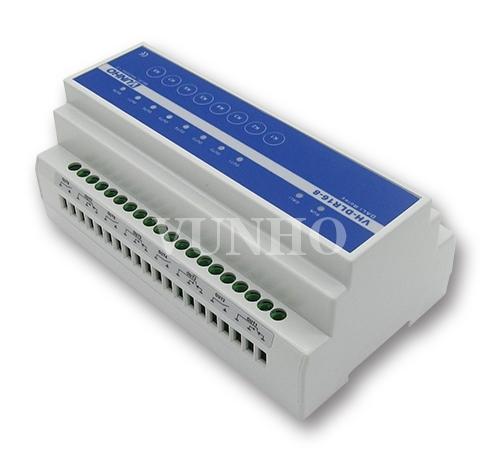8路物联网IOT网继电器控制器16A/250VAC