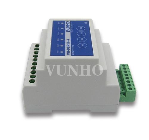 4路物联网IOT继电器控制器16A x4