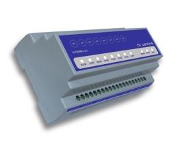 8路以太网继电器 IO系统主控制器