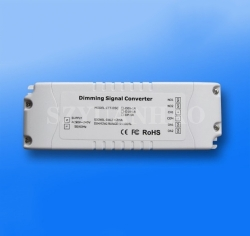 0/1-10V信号转换器,DALI转0/1-10V含继电器