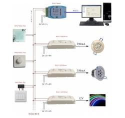 DALI Tools系统, DALI调光系统