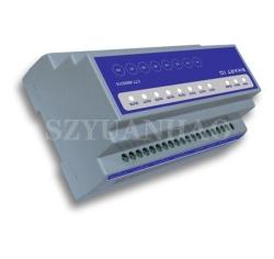 8路RS485继电器16A x8