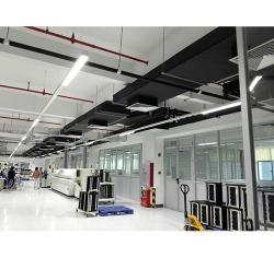 厂房工厂车间分区智能照明