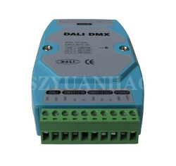 DALI协议转DMX512协议转换器