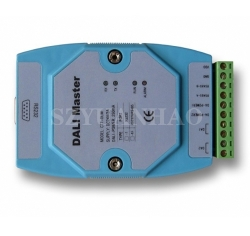 DALI主控制器,USB/RS232转DALI,DALI主机