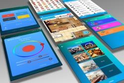 广州DALI手机/平板app控制软件平台