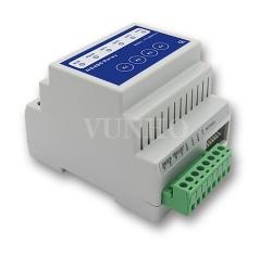 4路RS485继电器16A/250VAC