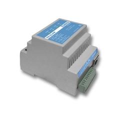 楼宇控制中控调光调色集成以太网和RS485转Dalibus控制器