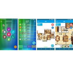 浙江RemoteIoT安卓手机/平板远程控制APP