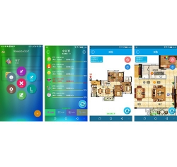 RemoteIoT安卓手机/平板远程控制APP