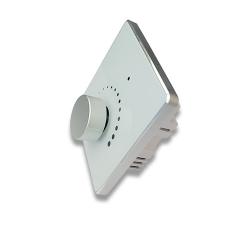旋转调光器0-10V/dmx512/dali/可控硅/电力载波调光开关